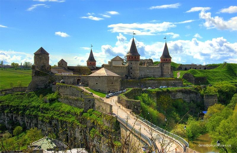 Каменец-Подольский крепость