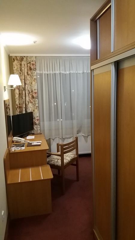 Номер стандарт одноместный отель Надия