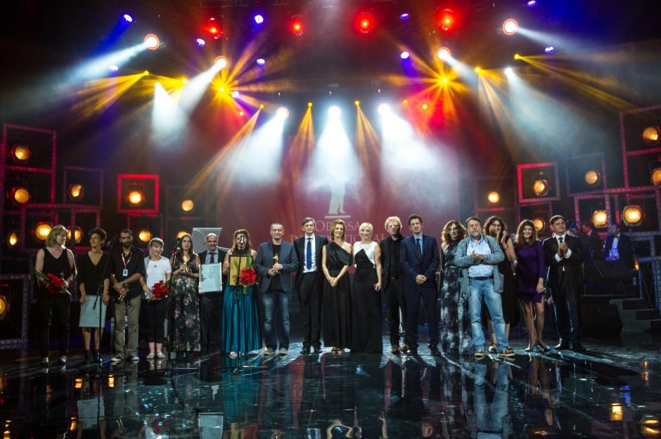 Одесский международный фестиваль закрытие 2014